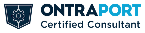 certified ontraport consultant badge