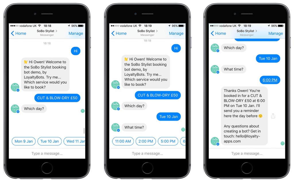 6 ways to capture leads on your website - chatbots