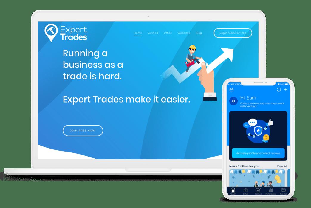 Expert Trades Marketing Automation