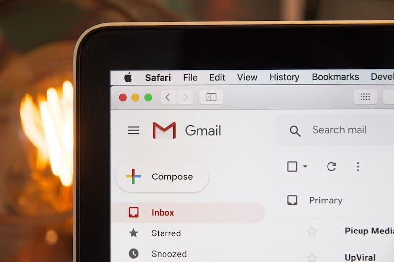 gmail inbox image