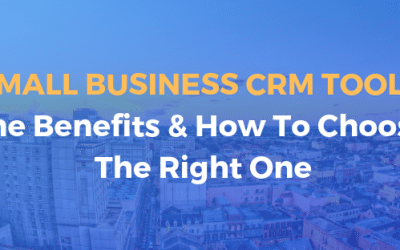 small business crm tools